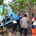 Bus Masuk Jurang di Cikidang Sukabumi, 7 Tewas Ditempat