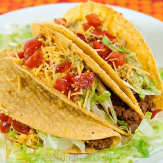 Slow Cooker Beef Taco Filling.