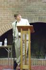 Michael Voris at the podium
