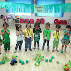 Green Day Celebration (Nursery) 6-8-14