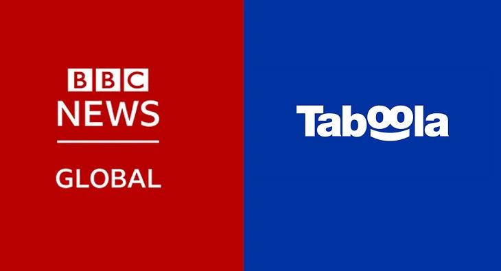 BBC Global News เลือก Taboola เป็นผู้ให้บริการแนะนำเนื้อหาพิเศษบนเว็บไซต์