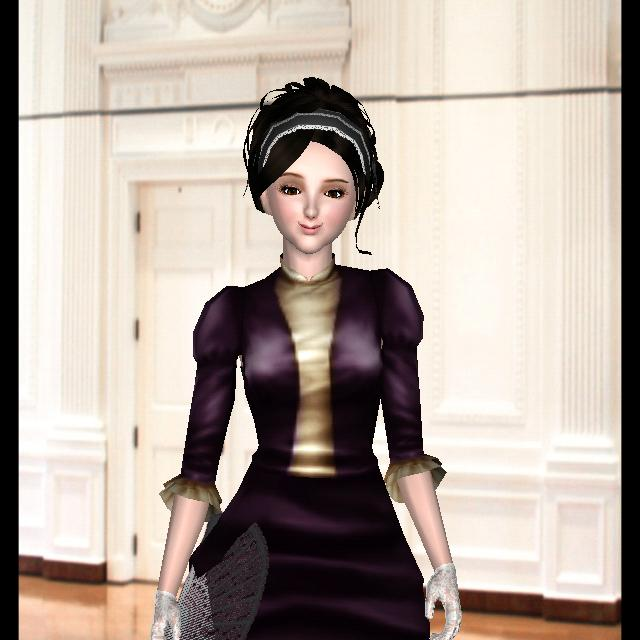 Style Me Girl Level 48 - Victorian - Dot
