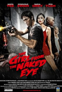 Món Nợ Của Rồng 18+ - The Girl From The Naked Eye 18+ poster