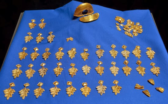 More Stuff: German treasure hunter finds Roman gold hoard