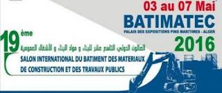 BATIMATEC 2016, cap sur le développement durable