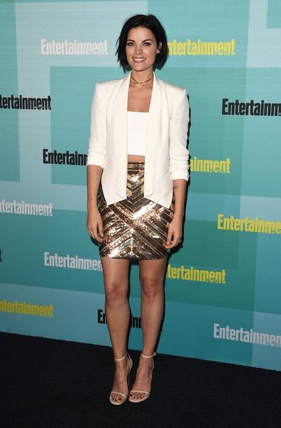 Jaimie Alexander Entertainment Weekly
