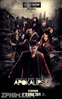 Băng Đảng Tranh Hùng - Apokalips X (2014) Poster