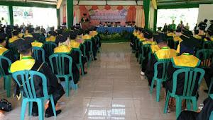 STISIP Mbojo-Bima Gelar Rapat Senat Terbuka ke - XLIII Tahun  Akademik 2020-2021