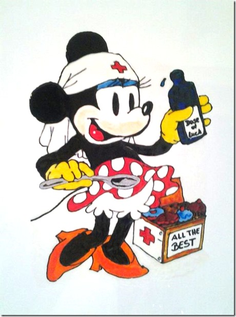 enfermeras dibujos mickey mouse(8)