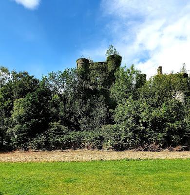 Buchanan Castle, Abandoned, Loch Lomond, Scotland, The Serial Adventurer