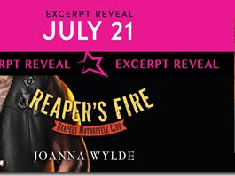 Spotlight: Reaper's Fire (Reapers MC #6) by Joanna Wylde + Excerpt