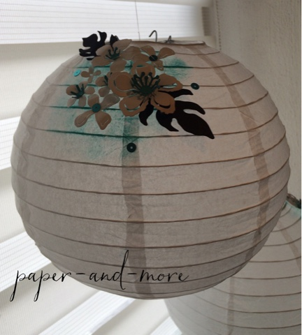 Paper and more home deko lampion for Deko kataloge bestellen