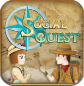 Social Quest Application Review image
