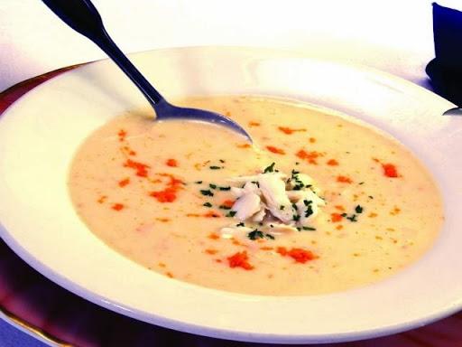 Blue Crab Soup