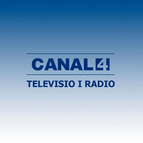 Logo Canal 4 Television Baleares