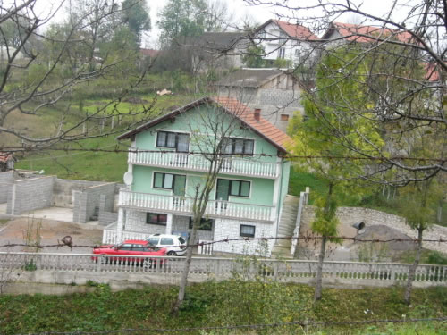 Bihac suffered the destruction of many buildings during the recent Bosnian War,  when the area around the city was under siege by the Bosnian Serb forces  for over three years, until the summer of 1995.