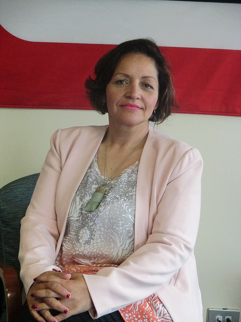 2015 Portrait of Marama Fox 01.JPG