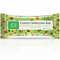 chocospirulinabar / Блокче Шоко със спирулина