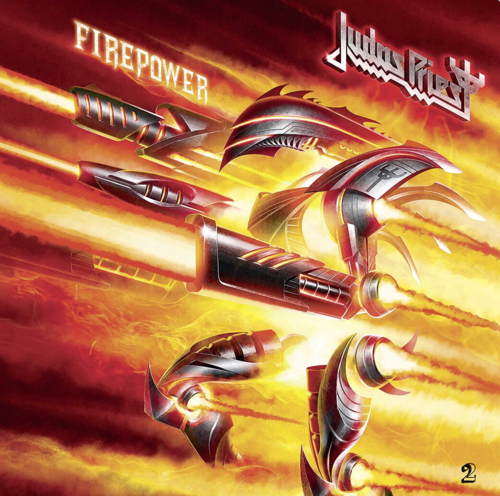 "Judas Priest ""Firepower"""