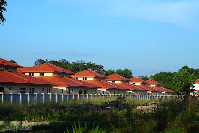 بيوت ماليزية