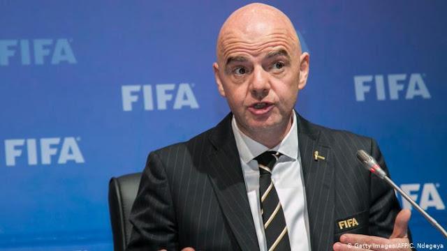 Fifa mengatakan pemain yang bertanding dalam Liga Super Eropah akan dilarang daripada pertandingan antarabangsa
