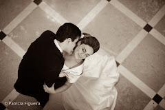 Foto do casamento de Sunny e Richard. Hotel Copacabana Palace, Rio de Janeiro, RJ.
