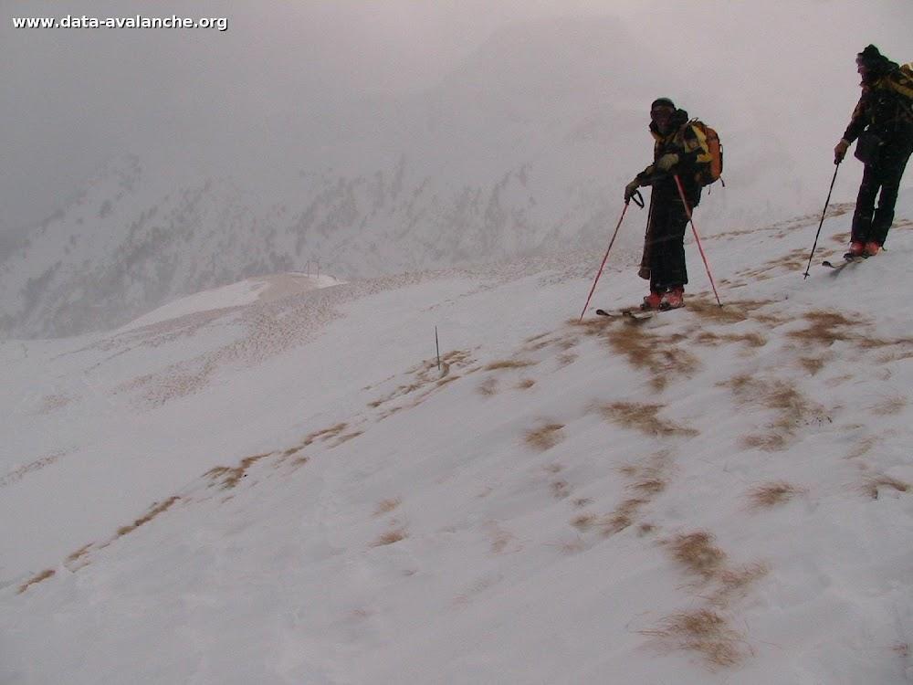 Avalanche Vanoise, secteur Dent Parrachée, Combe des Balmes - Photo 1
