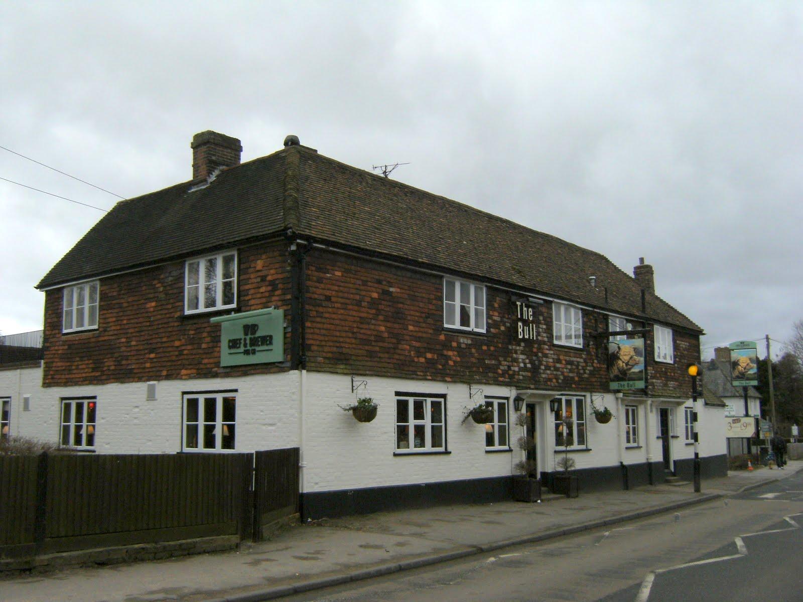 1102050007 The Bull, Otford