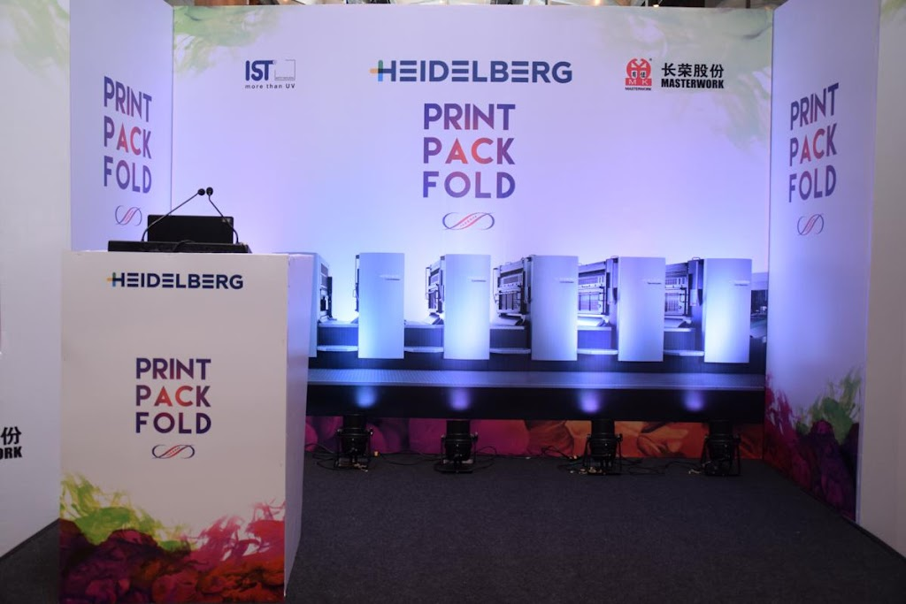 HEIDELBERG - Print Pack and Fold - 2