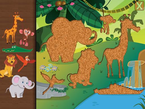 Animal Jigsaw Puzzle Toddlers 3.5 screenshots 15