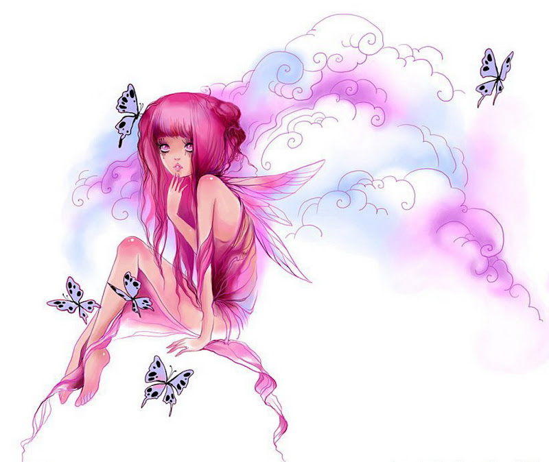 Sweet Fairy Being, Fairies Girls 2