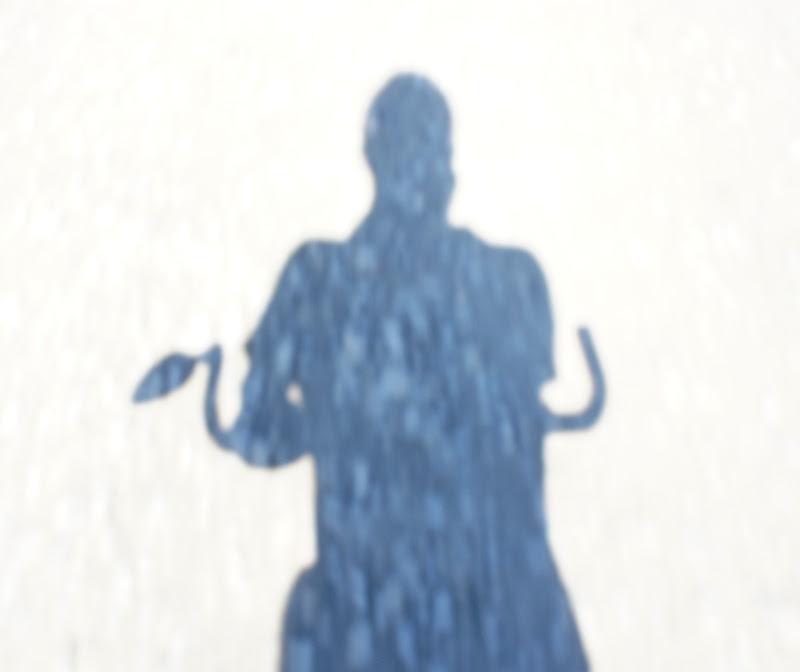 Schatten frisst Schotter