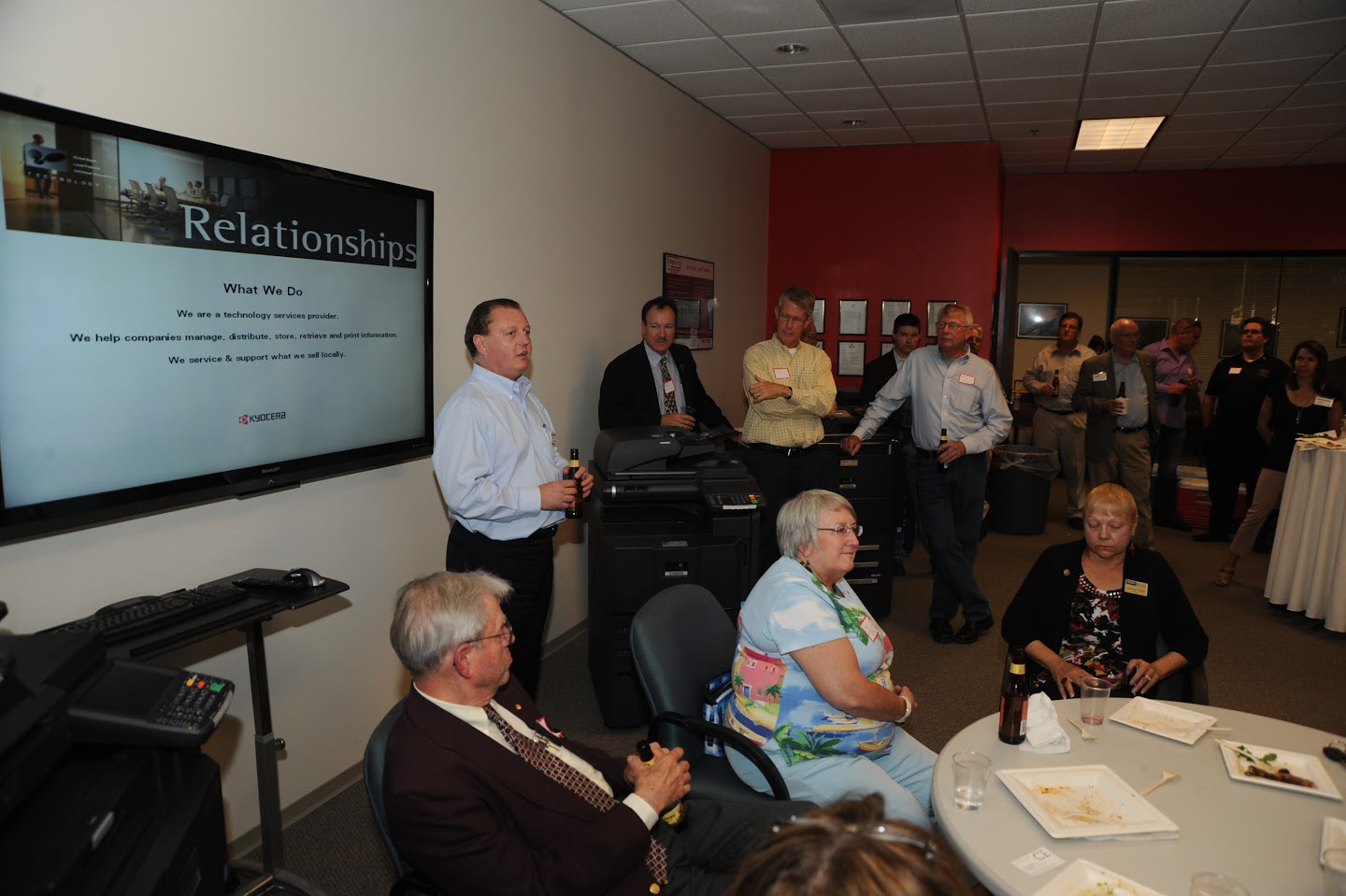 Our host Doug Johnson explains what Discovery Office Systems is all about