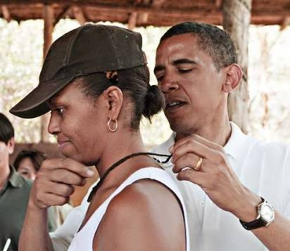 Reason why Michelle Obama missed Kenyan tour which has angered Kenyans