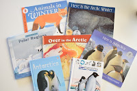 Favourite Books about the Arctic and Antarctic Regions