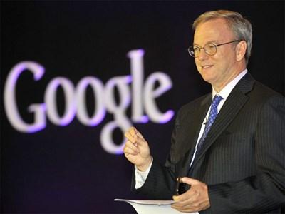 Eric Schmidt - Chủ tịch Google