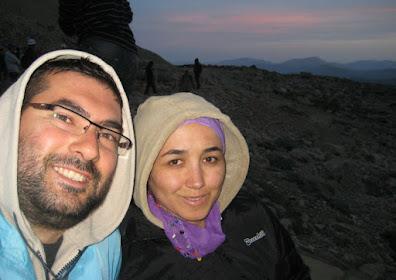 Nemrut Dağı Gün doğumunu seyretmek için yeniden.jpg