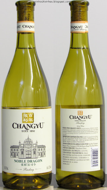 Changyu Noble Dragon
