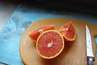 More cara cara oranges