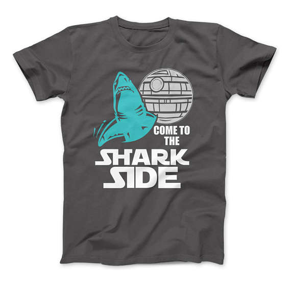 shark week funny tee