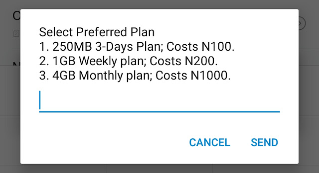 MTN data plan, MTN Bundle, Subscription codes, MTN 1000 for 4GB, MTN 1k for 4GB