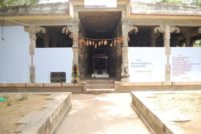 Sri Sathyavageeswarar Temple, Anbilalanturai, Lalgudi - 275 Shiva Temples