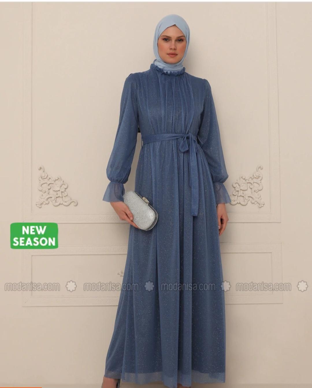 hijab pour soirée