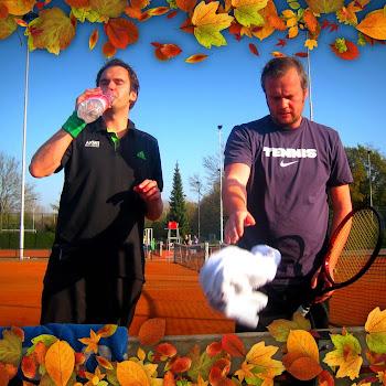 2011 winter speeldag 1 Volley - Tegenbosch : 1-3