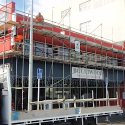 Commercial Scaffolding - Retail