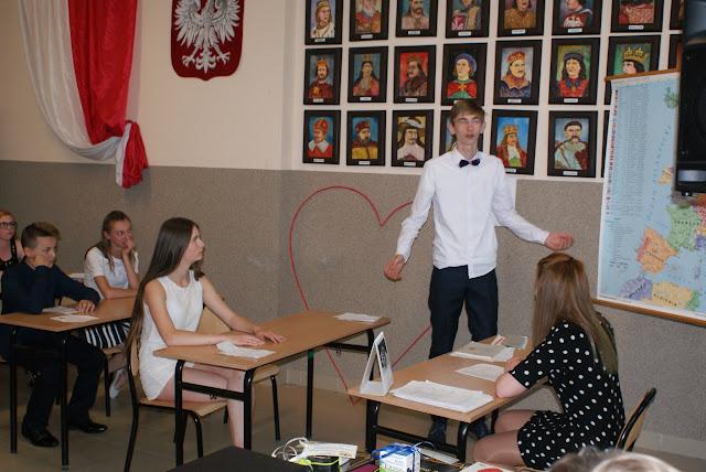 Pożegnanie klas trzecich gimnazjum - DSC06285.JPG