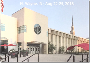 FGS 2018 will be in Ft. Wayne, Indiana.