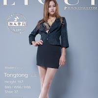 LiGui 2014.10.09 网络丽人 Model 潼潼 [31P] cover.jpg