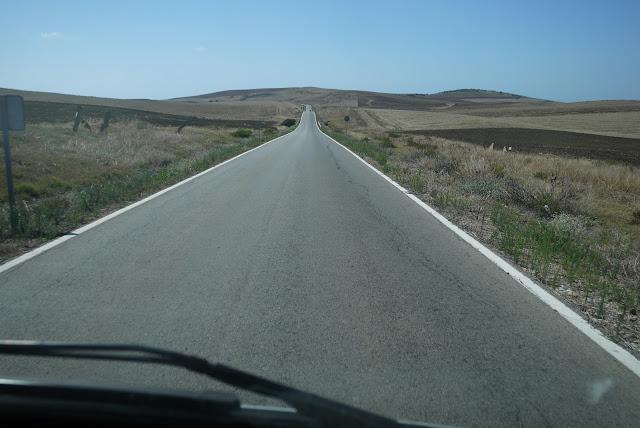 Vejer to Los Canos de Meca