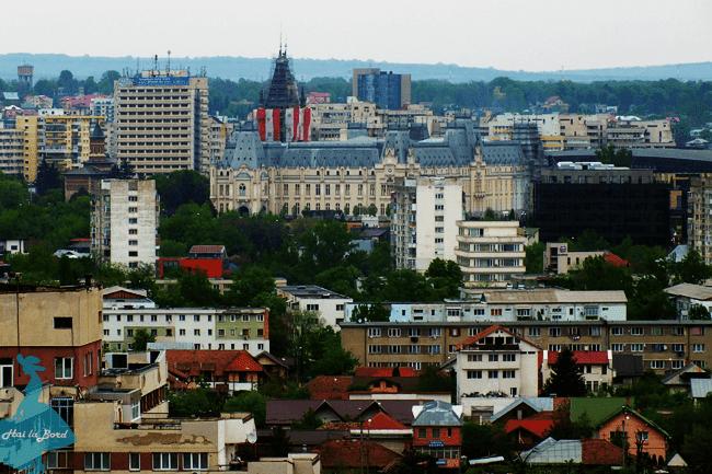 panorama iasi manastirea galata